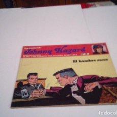 Cómics: JOHNNY HAZARD - BURU LAN - TOMO 3 - EL HOMBRE RANA - BE - GORBAUD - CJ 96. Lote 122465987