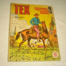 Cómics: TEX Nº 23 , TERRITORIO APACHE. Lote 123356271