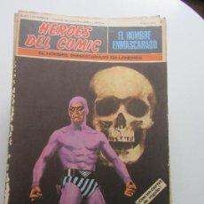 Cómics: EL HOMBRE ENMASCARADO Nº 1 A 60 (TOMOS 1 A 6) MAS 1 A 12 (TOMO CERO) BURU LAN BURULAN CS116. Lote 123706915