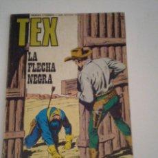 Cómics: TEX - BURU LAN - NUMERO 76 - LA FLECHA NEGRA - BUEN ESTADO - CJ 103 - GORBAUD. Lote 124163131