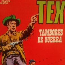 Cómics: TEX TAMBORES DE GUERRA NÚMERO 40. Lote 124701020