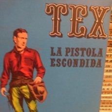Fumetti: TEX LA PISTOLA ESCONDIDA NÚMERO 7. Lote 124701651