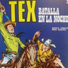 Cómics: TEX BATALLA EN LA NOCHE NÚMERO 38. Lote 124703214