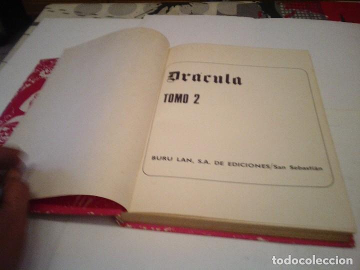 Cómics: DRACULA - BURU LAN - TOMO 2 - COMPLETO - GORBAUD - Foto 3 - 125183147