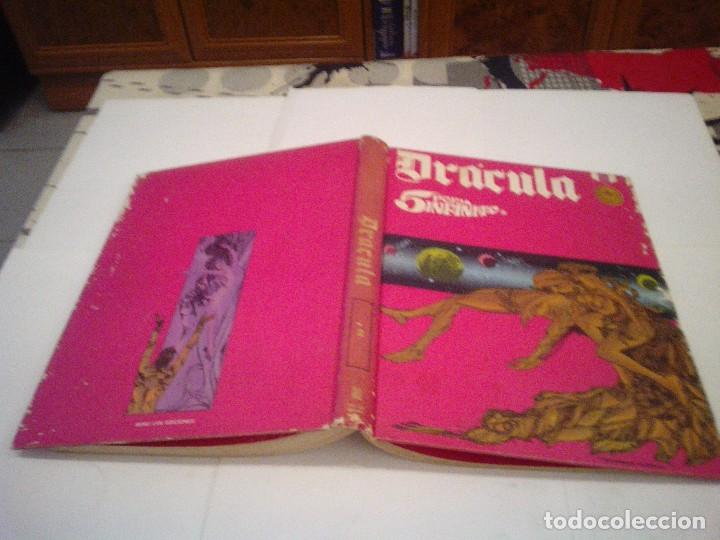 Cómics: DRACULA - BURU LAN - TOMO 2 - COMPLETO - GORBAUD - Foto 9 - 125183147