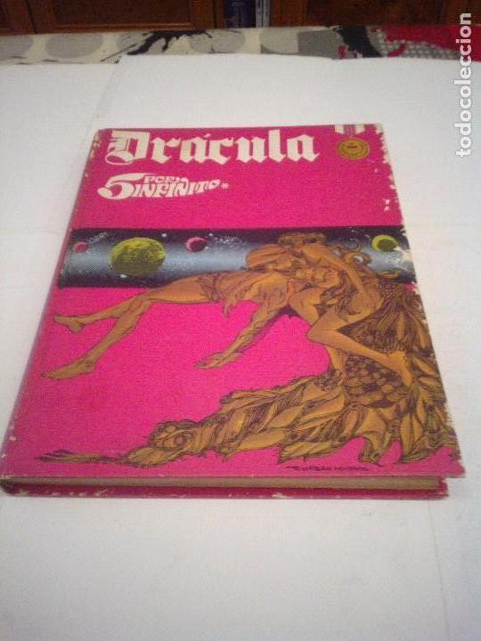 DRACULA - BURU LAN - TOMO 2 - COMPLETO - GORBAUD (Tebeos y Comics - Buru-Lan - Drácula)