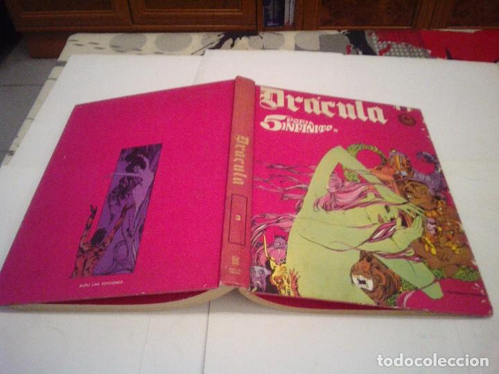 Cómics: DRACULA - BURU LAN - TOMO 3 - COMPLETO - GORBAUD - Foto 10 - 125183171