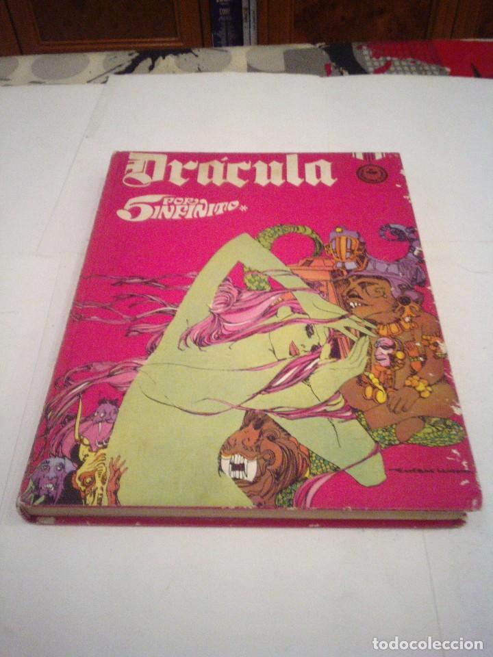 DRACULA - BURU LAN - TOMO 3 - COMPLETO - GORBAUD (Tebeos y Comics - Buru-Lan - Drácula)
