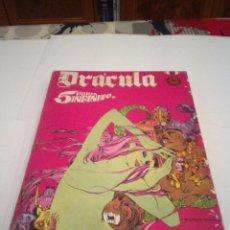 Cómics: DRACULA - BURU LAN - TOMO 3 - COMPLETO - GORBAUD. Lote 125183171