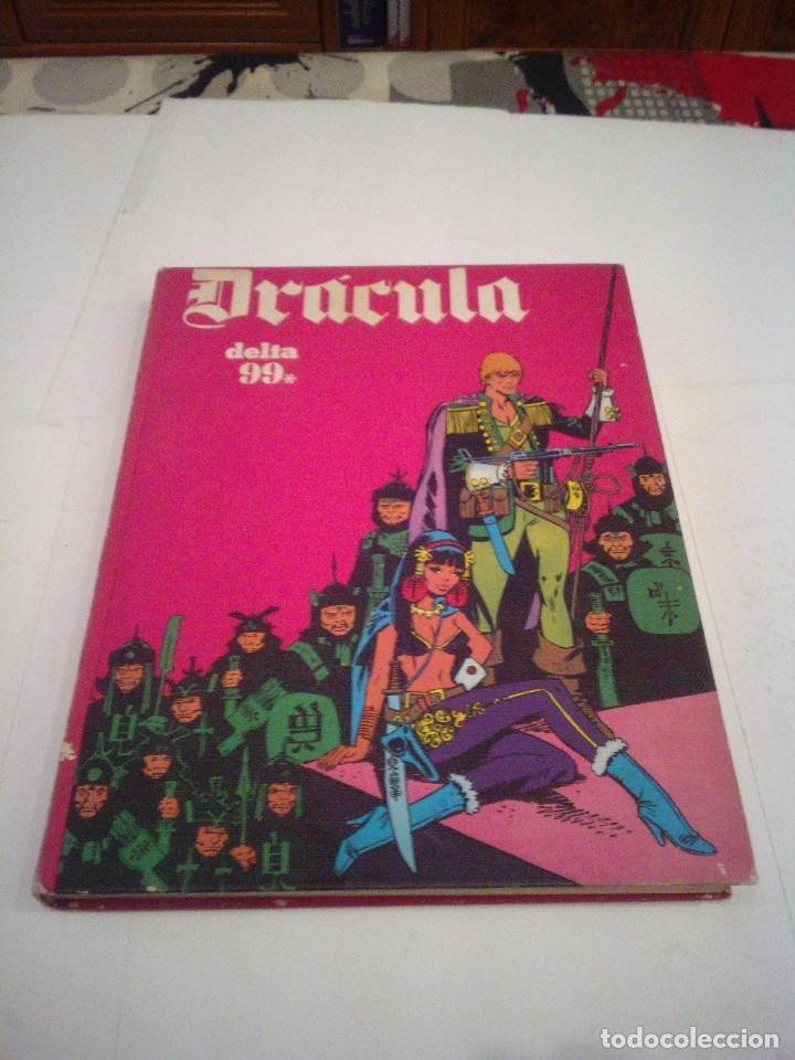 DRACULA - BURU LAN - TOMO 4 - COMPLETO - BUEN ESTADO - GORBAUD (Tebeos y Comics - Buru-Lan - Drácula)