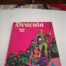 Cómics: DRACULA - BURU LAN - TOMO 4 - COMPLETO - BUEN ESTADO - GORBAUD. Lote 125183207