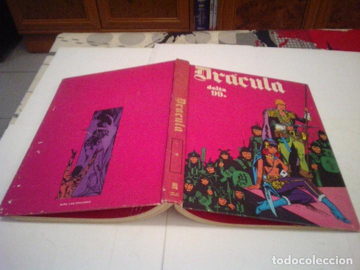 Cómics: DRACULA - BURU LAN - TOMO 4 - COMPLETO - BUEN ESTADO - GORBAUD - Foto 10 - 125183207