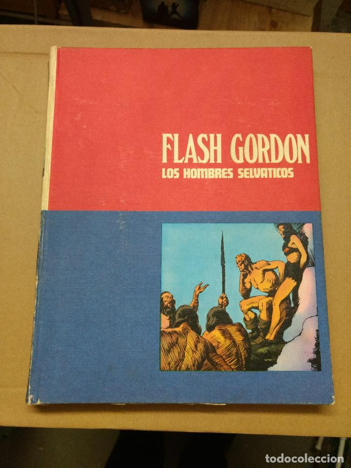 FLASH GORDON TOMO 02 DE LA EDITORIAL BURU LAN AÑOS 70 (Tebeos y Comics - Buru-Lan - Flash Gordon)