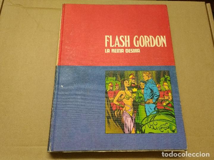 FLASH GORDON TOMO 2 DE LA EDITORIAL BURU LAN AÑOS 70 (Tebeos y Comics - Buru-Lan - Flash Gordon)