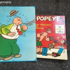 Cómics: POPEYE Nº 4 - INCLUYE EL CARTEL DE REGALO. Lote 126086899
