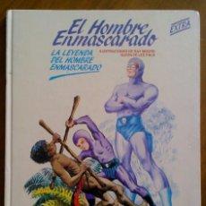 Cómics: EL HOMBRE ENMÁSCARADO EXTRA 1 LA LEYENDA DEL HOMBRE ENMÁSCARADO. Lote 126211731