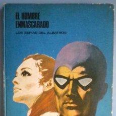 Cómics: EL HOMBRE ENMASCARADO Nº 2 LOS ESPIAS DEL ALBATROS BURULAN EDICIONES. Lote 126629167
