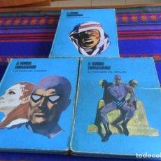 Cómics: GRAN PRECIO. EL HOMBRE ENMASCARADO TOMO VOLUMEN NºS 1 Y 2 . BURU LAN AÑOS 70.. Lote 257695185