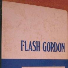 Cómics: FLASH GORDON-BURULAN-HEROES DEL COMIC-AÑO 1971-COLOR-CARTONE-8 EPISODIOS-TOMO-Nº 3. Lote 127457755