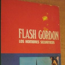 Cómics: FLASH GORDON-BURULAN-HEROES DEL COMIC-AÑO 1972-COLOR-2 EPISODIOS-CARTONE-TOMO-Nº 2. Lote 127458143