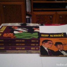 Cómics: RIP KIRBY - BURU LAN - COLECCION COMPLETA - BUEN ESTADO - GORBAUD. Lote 127479023