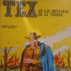 Cómics: TEX EN LAS ENTRAÑAS DE LA TIERRA NÚMERO 10. Lote 127542151