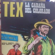 Cómics: TEX LA CABAÑA DEL COLORADO NÚMERO 31. Lote 127542184