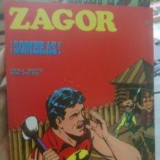 Cómics: ZAGOR SOMBRAS NÚMERO 24. Lote 127542420