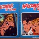 Cómics: HALCONES DE ACERO. COLECCIÓN COMPLETA 2 TOMOS ENCUADERNADOS. Lote 127555975