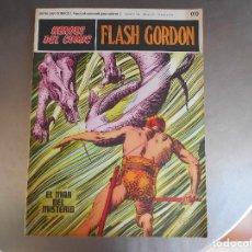 Cómics: FLASH GORDON-COMIC-Nº 010. Lote 127770555