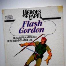 Cómics: HÉROES DEL PAPEL VOL.1 FLASH GORDON EDICIÓN ESPECIAL CÍRCULO DE LECTORES. Lote 128006615