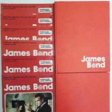 Cómics: JAMES BOND, BURU LAN 1974 ILUSTR: HORAK (2 TOMOS + FASCICULOS DEL 25 AL 30 / TRATAMIENTO DE SHOCK). Lote 128729679
