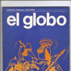 Cómics: EL GLOBO - NÚMERO 6 - AÑO 1973 - BUEN ESTADO. Lote 133378550