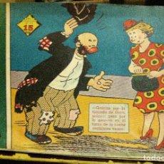 Cómics: COMIC ESPINACA 1948 . ED MANUEL LAINEZ EDICIONES ARGENTINAS BUENOS AIRES . POPEYE / WIMPY OLIVIA . Lote 128819803