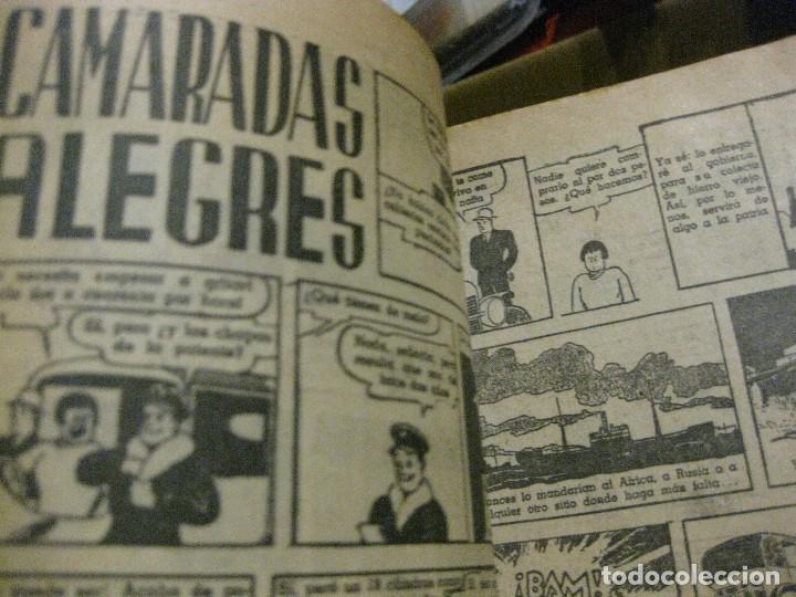 Cómics: comic espinaca 1948 . ed manuel lainez ediciones argentinas buenos aires . popeye / wimpy olivia - Foto 3 - 128819803