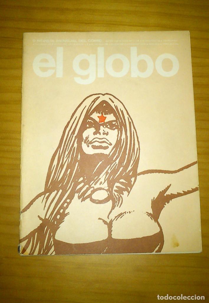 EL GLOBO - NÚMERO 9 - AÑO 1973 - BUEN ESTADO (Tebeos y Comics - Buru-Lan - Otros)
