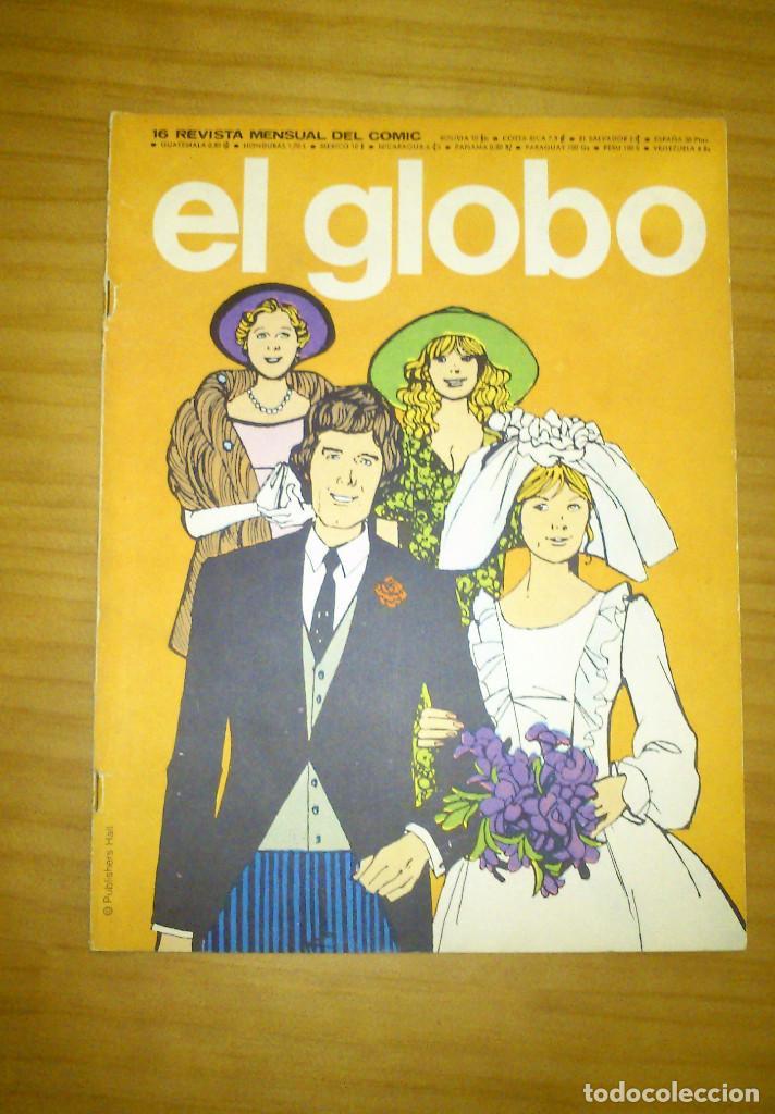 EL GLOBO - NÚMERO 16 - AÑO 1974 - BUEN ESTADO (Tebeos y Comics - Buru-Lan - Otros)