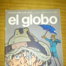 Cómics: EL GLOBO - NÚMERO 18 - AÑO 1974. Lote 128968543
