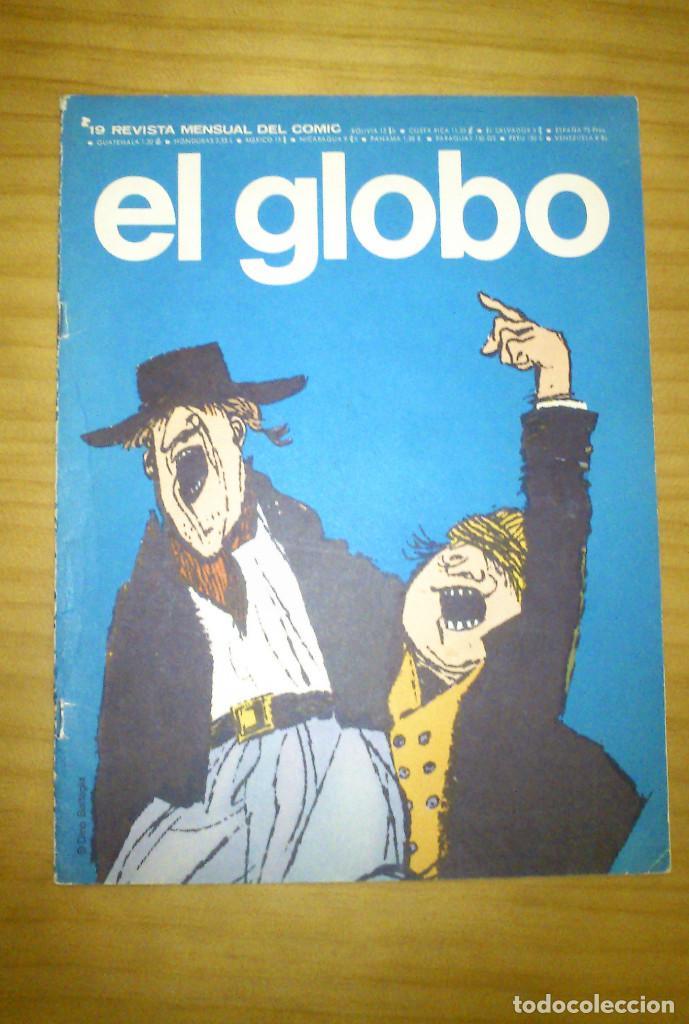 EL GLOBO - NÚMERO 19 - AÑO 1974 - BUEN ESTADO (Tebeos y Comics - Buru-Lan - Otros)