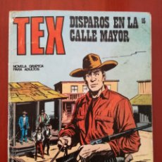 Cómics: TEX N°15. Lote 128983159