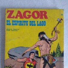 Cómics: ZAGOR Nº29/BURU LAN. Lote 129002191