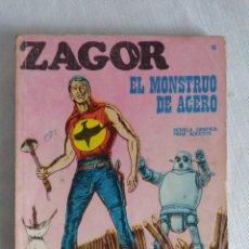 Cómics: ZAGOR Nº16/BURU LAN. Lote 129002335