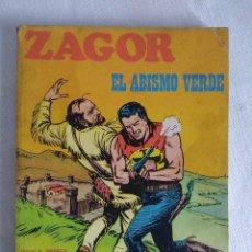 Cómics: ZAGOR Nº18/BURU LAN. Lote 129002395