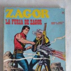 Cómics: ZAGOR Nº28/BURU LAN. Lote 129002811
