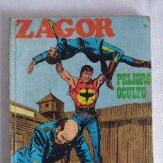 Cómics: ZAGOR Nº14/BURU LAN. Lote 129003331