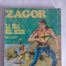 Cómics: ZAGOR Nº15/BURU LAN. Lote 129003683