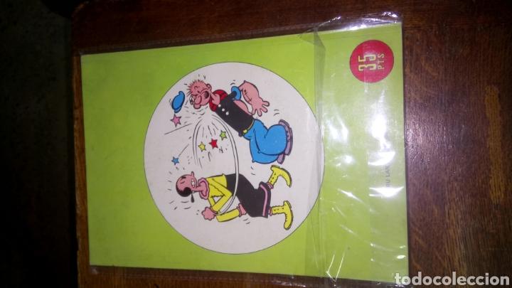 Cómics: Cómic de popeye nº 2, burulan de ediciones 35 pesetas de los años 70 - Foto 2 - 129143574