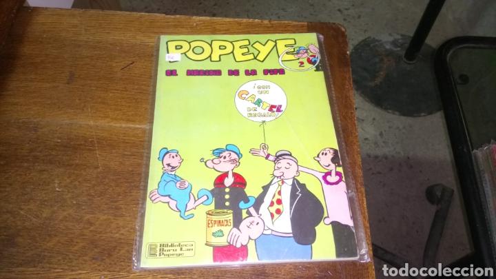 Cómics: Cómic de popeye nº 2, burulan de ediciones 35 pesetas de los años 70 - Foto 3 - 129143574