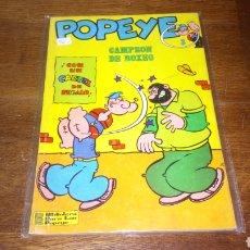 Cómics: CÓMIC DE POPEYE Nº 3, BURULAN DE EDICIONES 35 PESETAS DE LOS AÑOS 70. Lote 129144072