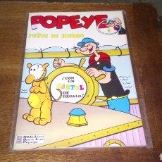 Cómics: CÓMIC DE POPEYE N° 5, BURULAN DE EDICIONES 40 PESETAS DE LOS AÑOS 70. Lote 129144578